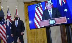 United States, United Kingdom, Australia, trilateral security partnership, AUKUS, latest internation