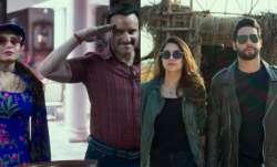 Bunty Aur Babli 2 Trailer OUT: Saif-Rani, Siddhant-Sharvari are up for a fun-filled ride