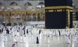 mukhtar abbas naqvi, covid vaccination status, haj pilgrims, coronavirus pandemic, corona vaccine ne