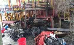 Mob vandalises ISKCON temple, 'violently attacks' devotees
