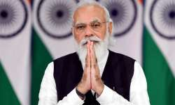 PM Modi lauds India's vaccination drive as journey from