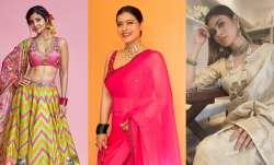 Kajol, Shilpa Shetty, Mouni Roy