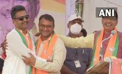Congress MLA Sachin Birla joins BJP in Madhya Pradesh