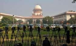 Supreme Court farmers protest
