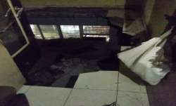 thane building collapse, building collapsed in thane, ulhasnagar, ulhasnagar building collapse, buil