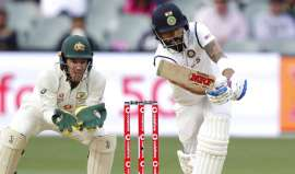AUS vs IND 1st Test, Day 1: Skipper Kohli's run-out triggers batting collapse, India finish on 233/6