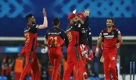 IPL 2021, Match 6 | Sahabaz Ahmed, Glenn Maxwell lead RCB to six-run win over SRH