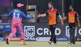IPL 2021, Match 28: Jos Buttler cracks 64-ball 124 as RR defeat SRH by 55 runs