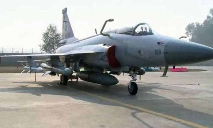 After a decade of use, it was time for the first JF-17s to
