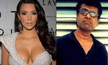 f405bc167b Kim Kardashian to star in Indian filmmaker Faisal Saif s next