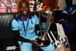 Manchester United congratulates fan Jofra Archer, England team for World Cup win