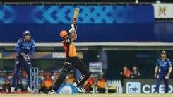 Sunrisers Hyderabad versus Mumbai Indians