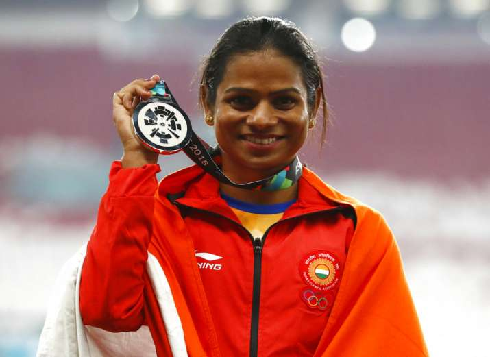 Asian Games 2018, Dutee Chand