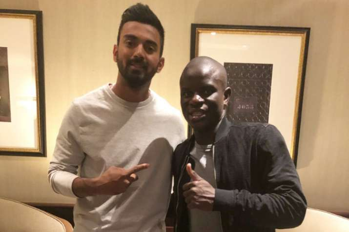 Chelsea, Indian cricket team, KL Rahul, N'Golo Kante