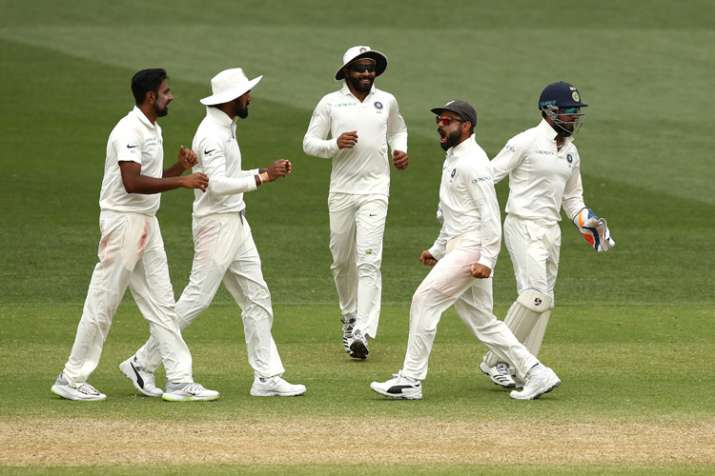 India won a Test match in Australia after 10 years