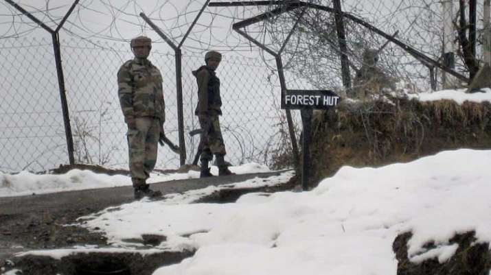Army jawan killed in avalanche
