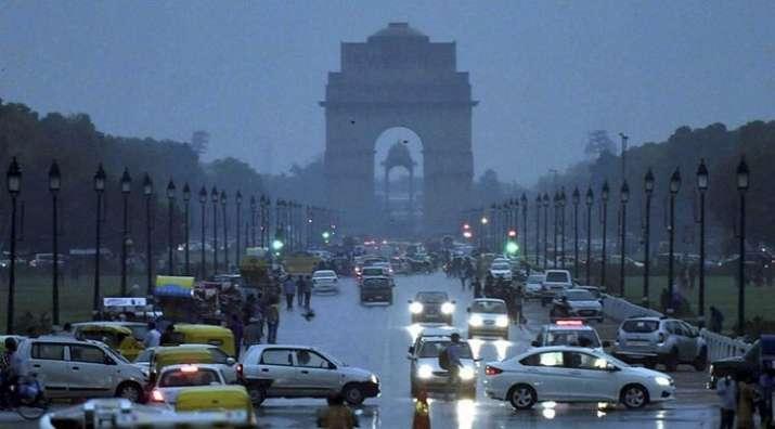 Delhi to receive light rain today