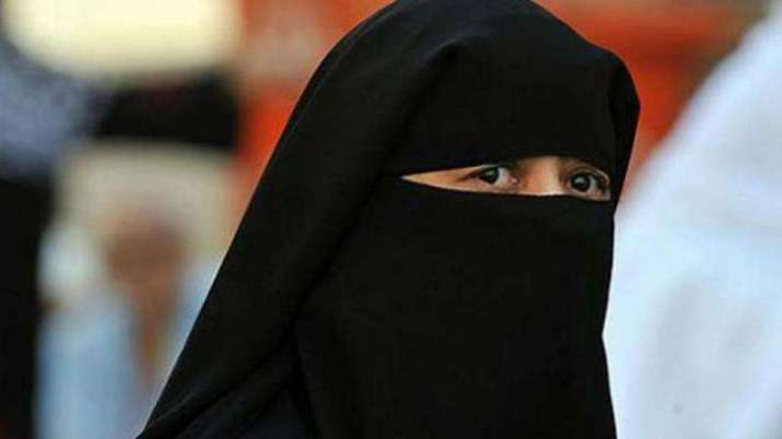 People wearing face-masks or burqas could pose a threat to