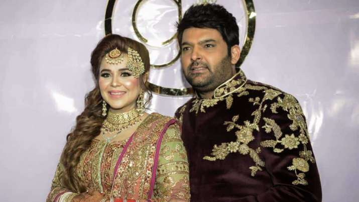 kapil sharma ginni chartath wedding gatecrashed