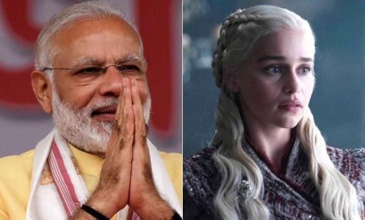 lok sabha elections 2019 game of thrones