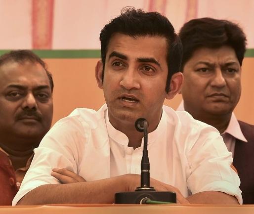 Newly elected Bharatiya Janata Party (BJP) MP from East