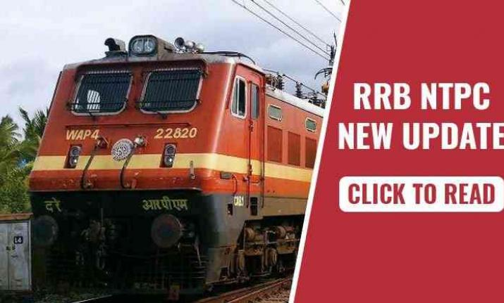 RRB NTPC Admit Card 2019: Check out release date, tentative