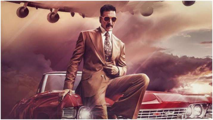Bell Bottom Movie: Akshay Kumar Shares His Upcoming Movie Bell Bottom, Akshay Kumar looks like a ret